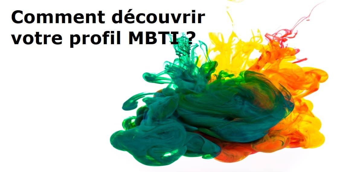 Comment découvrir votre profil MBTI
