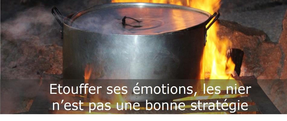 Gestion des émotions - Règle 3- Bien choisir votre stratégie